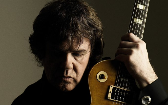 A very happy birthday to one of my favourite Bluesman Gary Moore