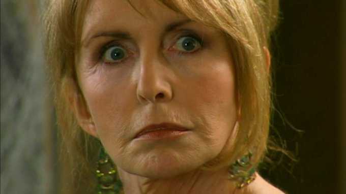 Happy Birthday to Jane Asher who played Andrea in The Sarah Jane Adventures - Whatever Happened to Sarah Jane?
