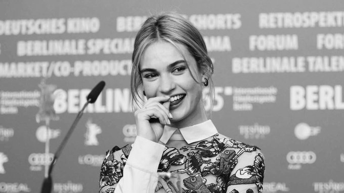 It\s my tiny child\s birthday today. happy bitter lily james, i love you with all my heart