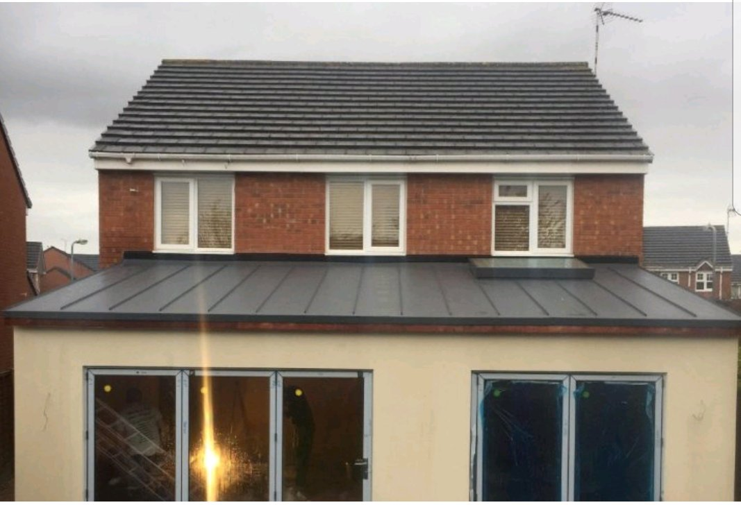 Sdh On Twitter Sarnafil Covering To Roof Finished With Flat Rooflight Standing Seam Profile To Mimic Zinc Roofassured Singlyply Noscrapvalue Https T Co Mifoa0ad0c
