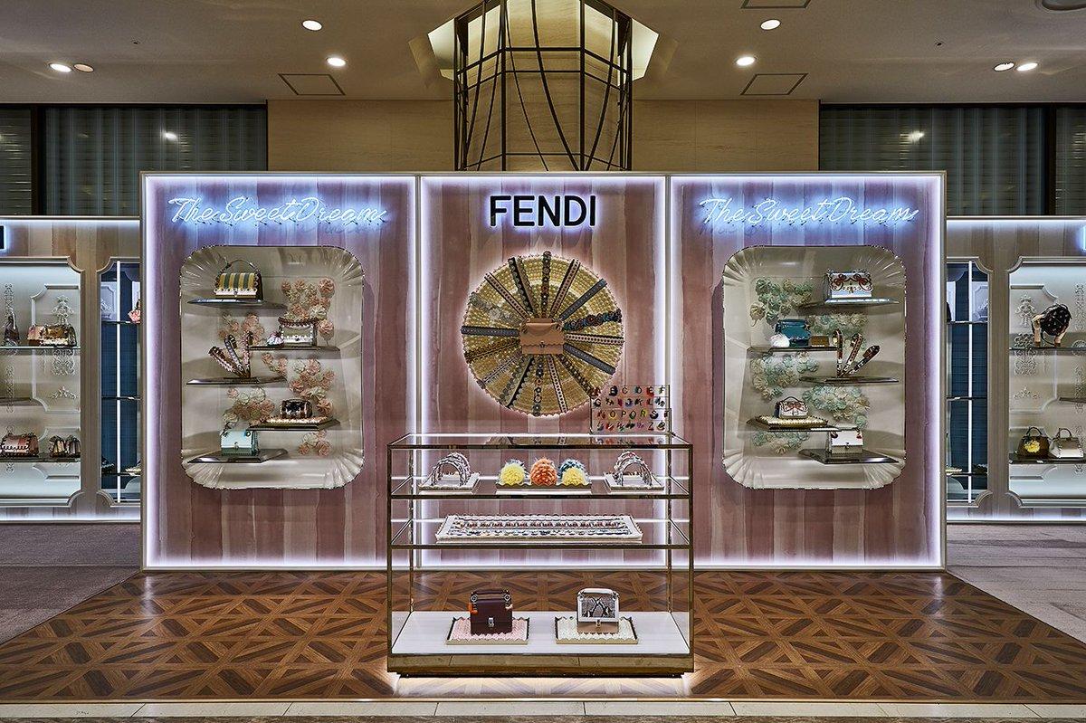 best service 0f691 4d4ec FENDI JAPAN on Twitter: