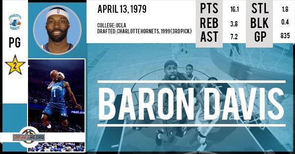 Happy Birthday Baron Davis