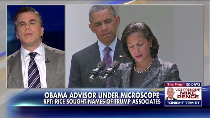 .@JudicialWatch President @TomFitton: It Appears Susan Rice Was Obama's G. Gordon Liddy @foxandfriends @kilmeade https://t.co/uIzv7VkEJZ
