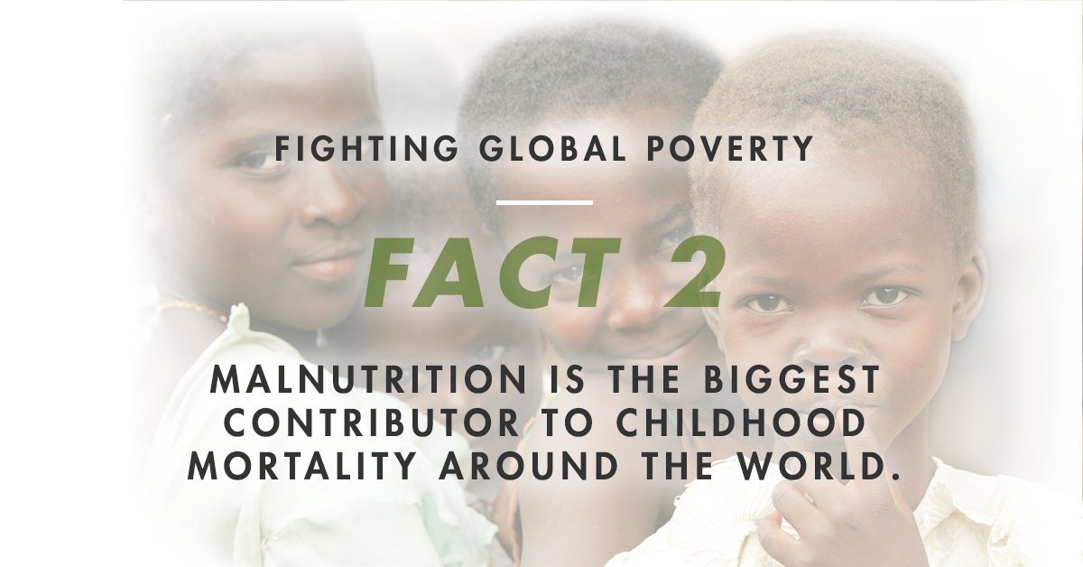 Fight global poverty—know the facts. Here's your second! Be sure to RT and spread the knowledge today: https://t.co/8Yk0vb1Ep3