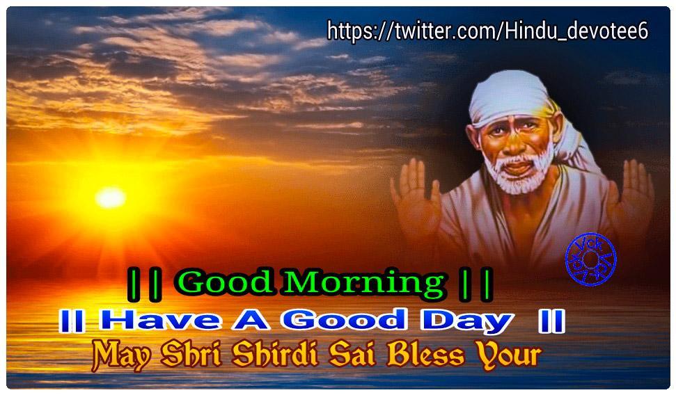 Shri Shirdi Sai Baba On Twitter Happy Thursday