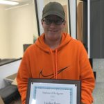 Kudos to Heather Flynn, our Employee of the Quarter! #plastomatic #employeeexperience #machinistpro #ISO