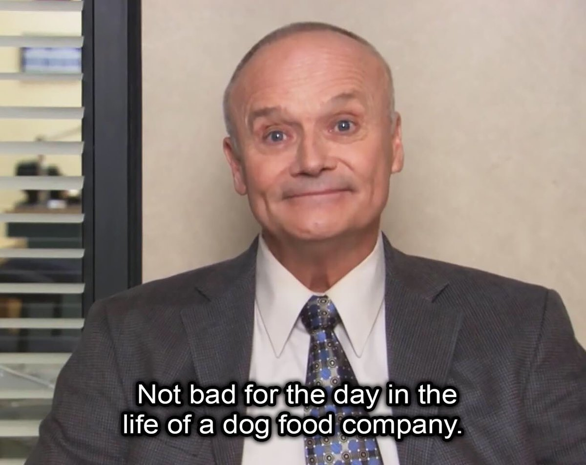 "Creed Quotes Freckled Gemini On Twitter ""creed Bratton Quotes Out Of Context"