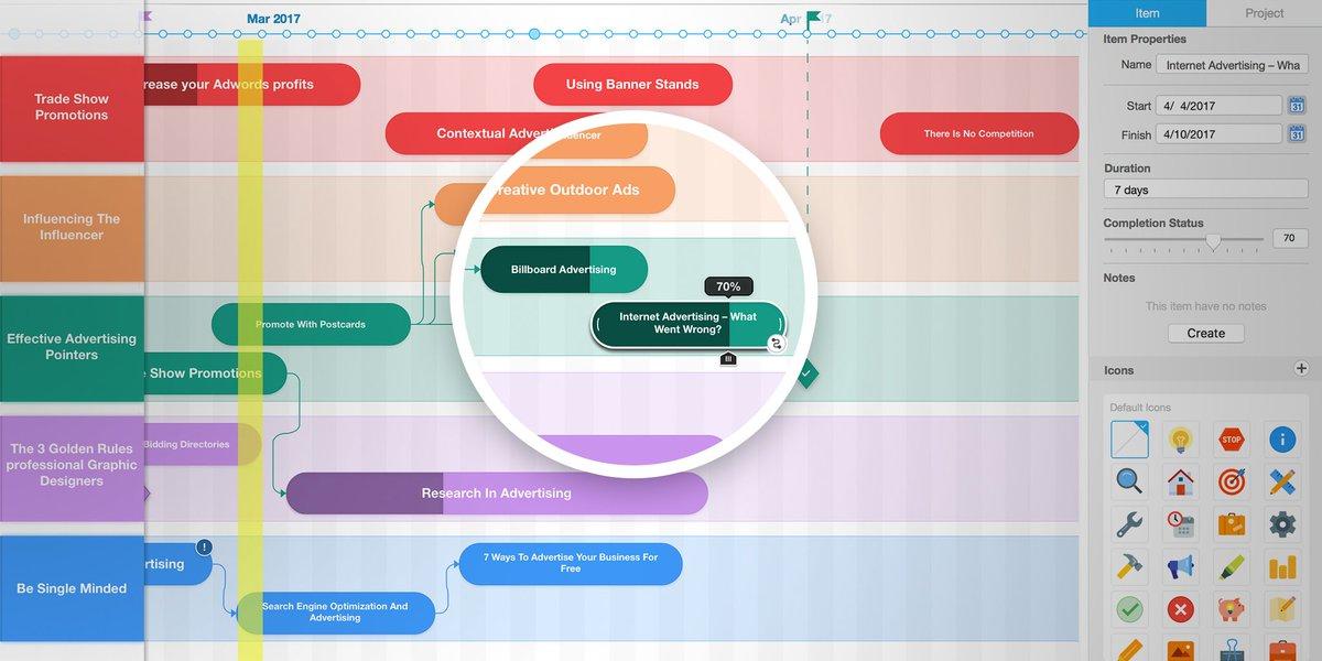 KeepSolid Inc On Twitter Weve Just Updated Roadmap Planner On - Roadmap planner