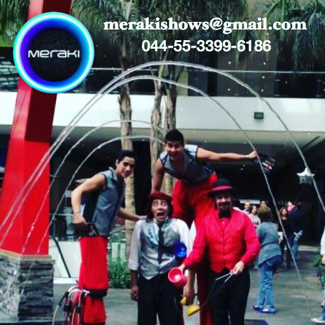 #todoparatuevento #payasos #magos #mimos #zanqueros #skyrunners #animadores #bailarines MERAKI PRODUCCIONES ! Whats: 5533996186<br>http://pic.twitter.com/SL8cK7LCOn