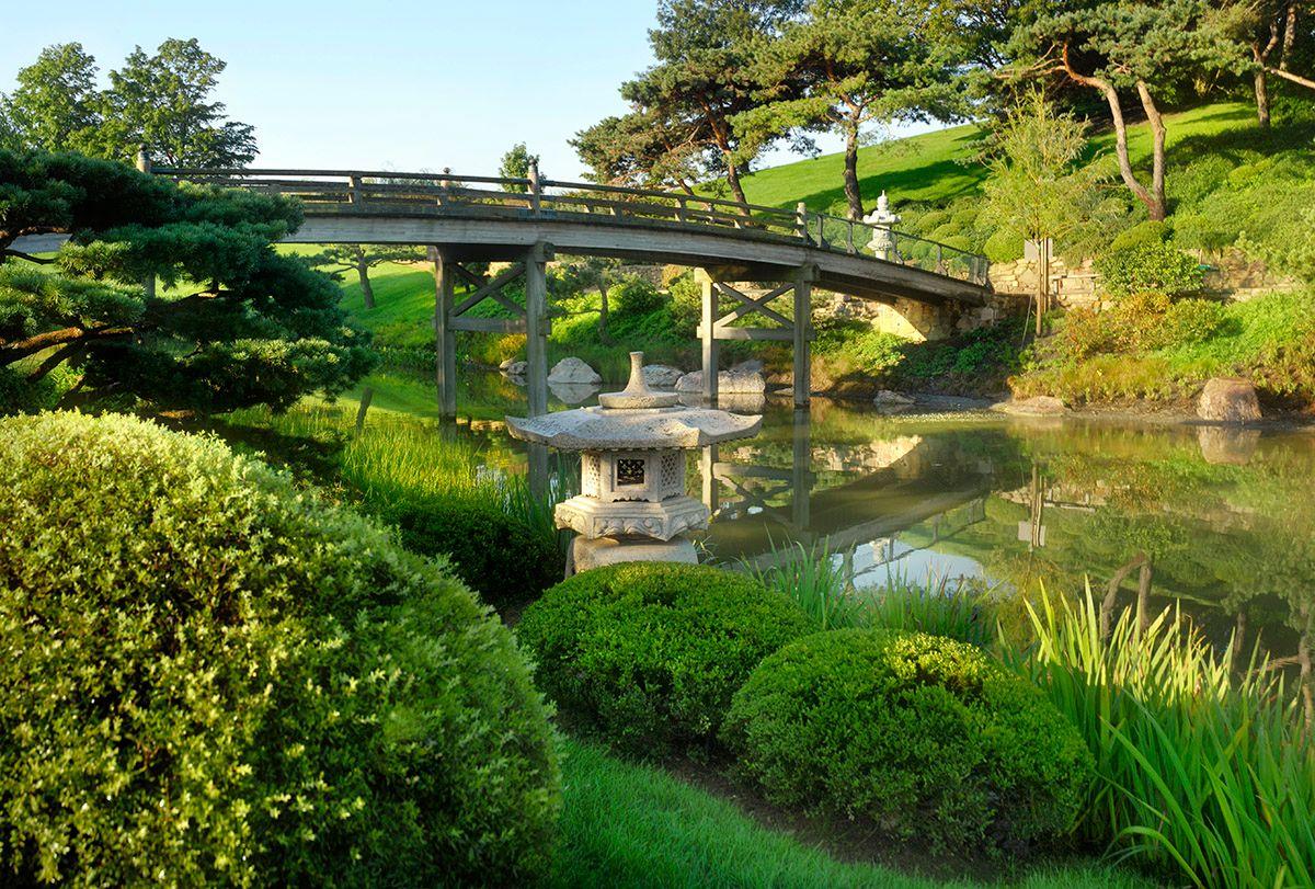 Chicago Botanic Garden On Twitter The Elizabeth Hubert Malott Anese Was Designed By Dr Koichi Kawana Opened 1982 Https T Co Ua5qofbyt3