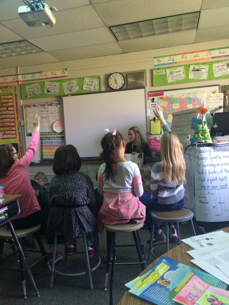 Third graders at OSE talk about Social Bullying.  #thedublindifference https://t.co/GuSQZGj17n