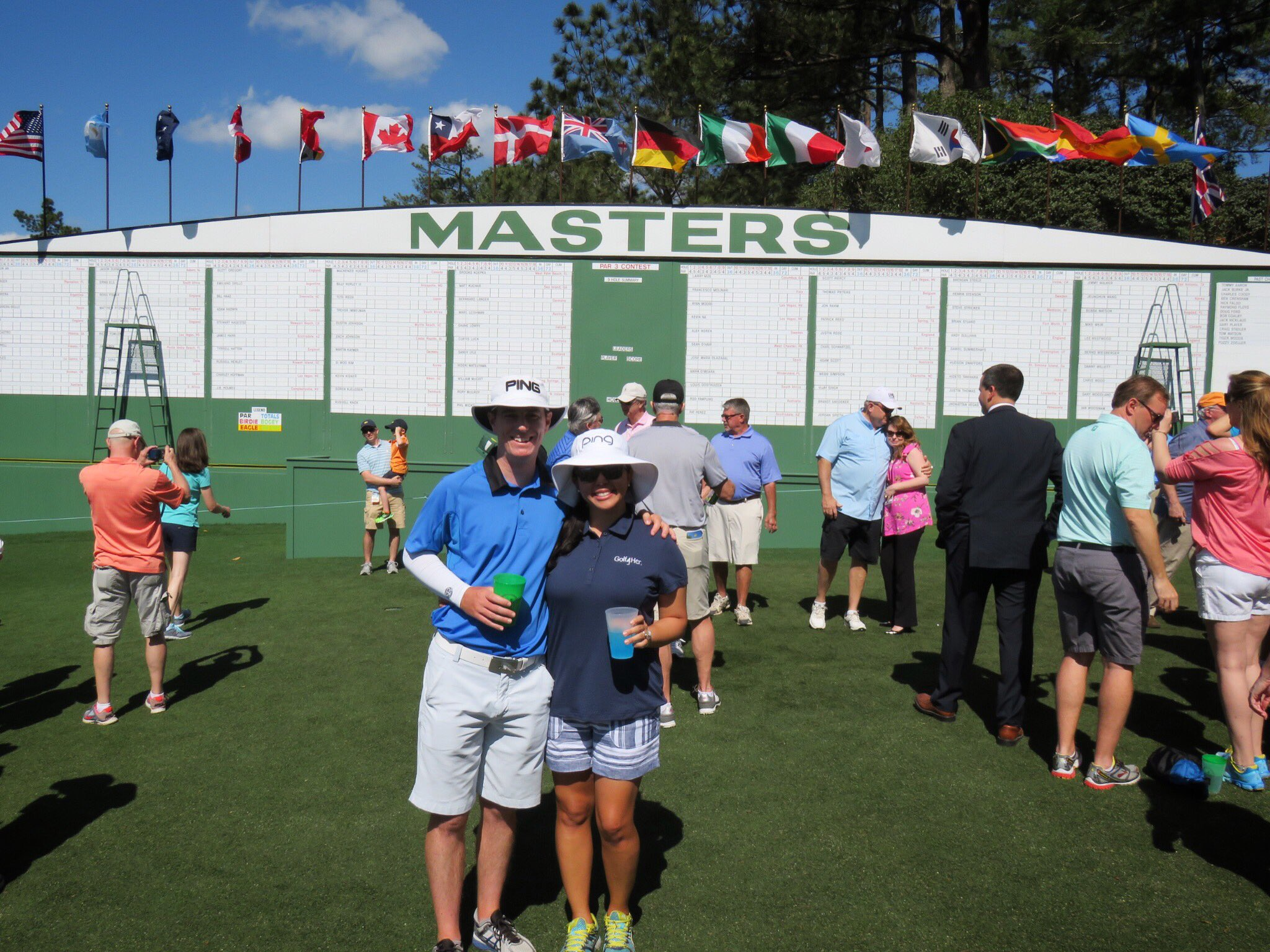 Thumbnail for LPGA Loves the Masters