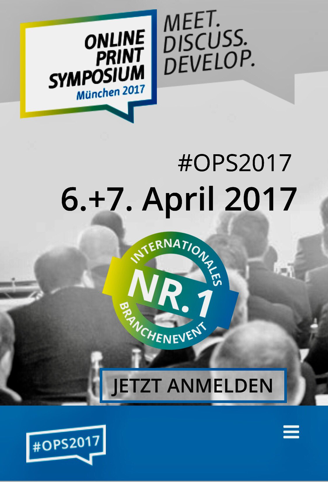 Oops. Gleich geht's zum #ops2017. -- Ready for take-off. https://t.co/ulYmf6Zlii