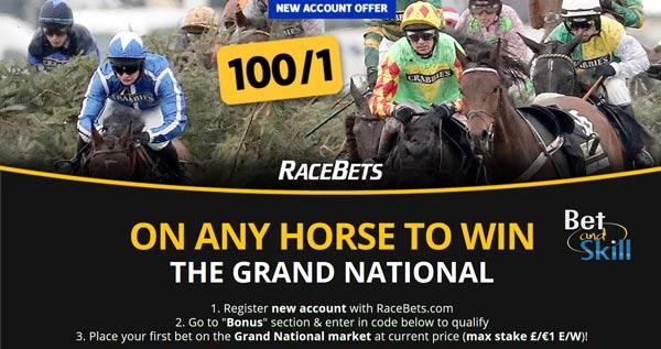 Racebets sportsbook free bet