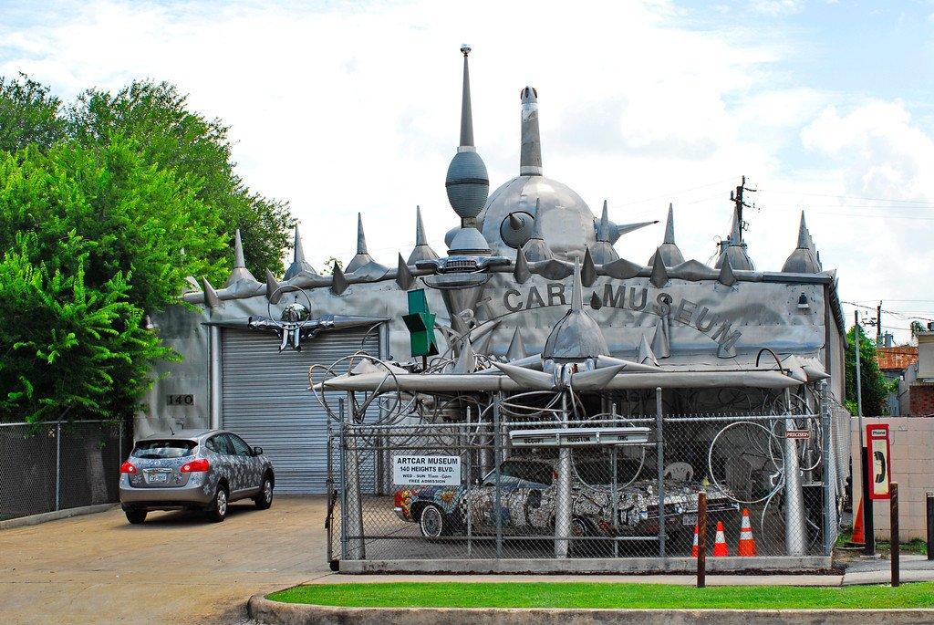Art Car Museum >> Heug On Twitter Schrug17 Manicmonday Houston Has An Art