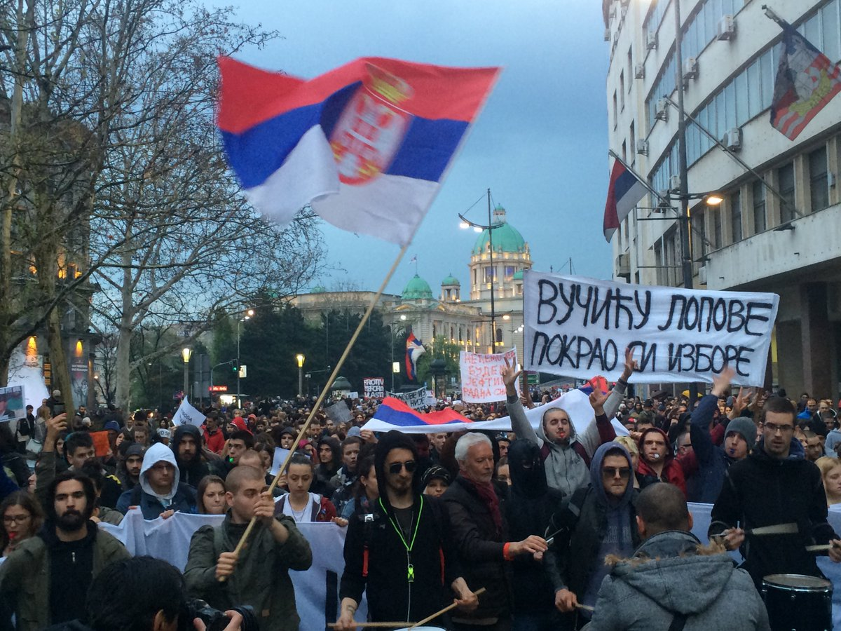popular protest in serbia and greece essay Serbia's capital belgrade is located at the intersection between the danube and the sava rivers, and is an eclectic, if sometimes arresting, mix of old and new styles, from 19th century buildings to art nouveau structures.