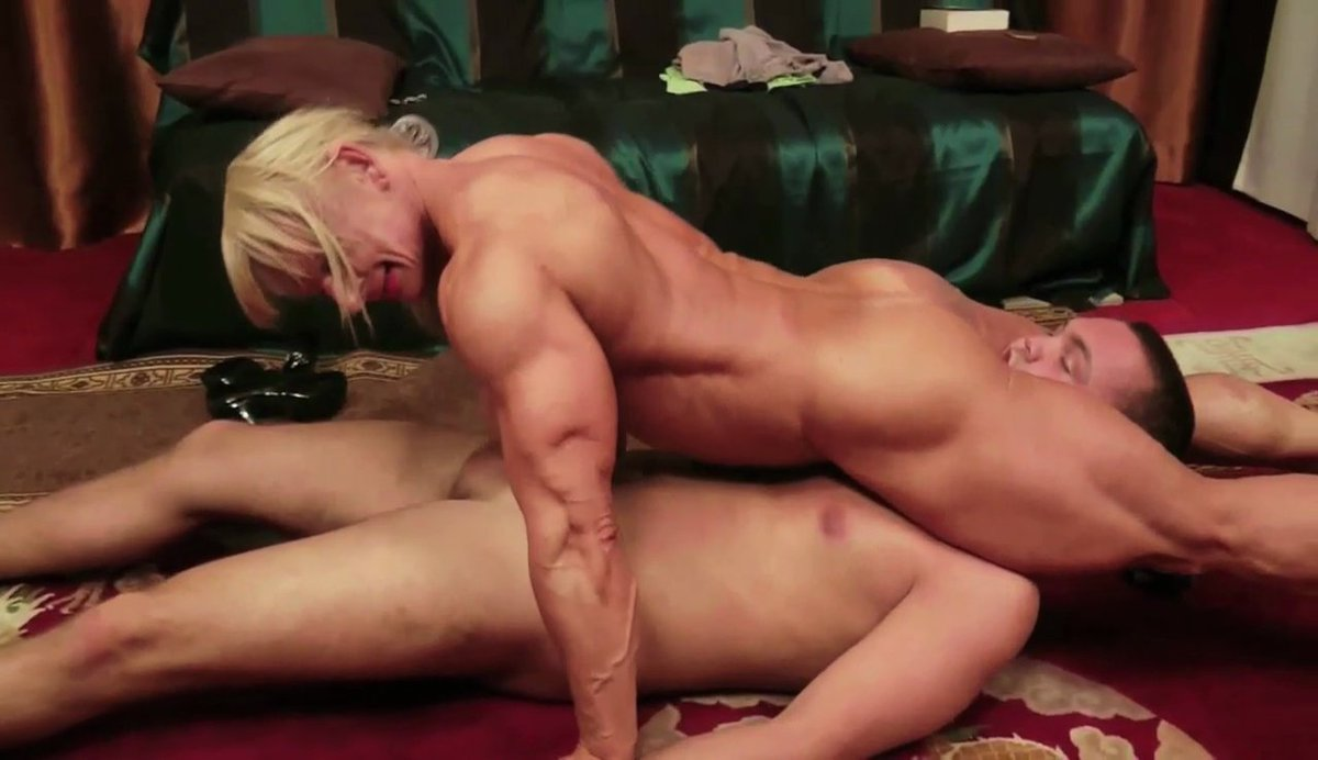 from Maverick nude strong girl video