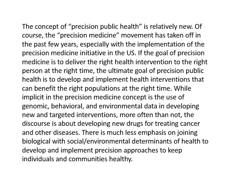 biological determinants of health pdf
