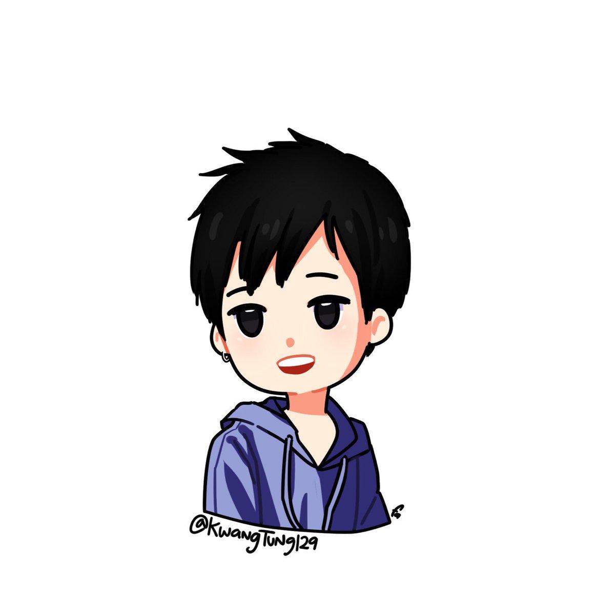 Have a nice day  pict© @HAN___BURGER  #비아이 #한빈 #kimhanbin #hanbin #BI #iKON #withikonic #fanartikon #ikonfanart<br>http://pic.twitter.com/NTVEaRldTa