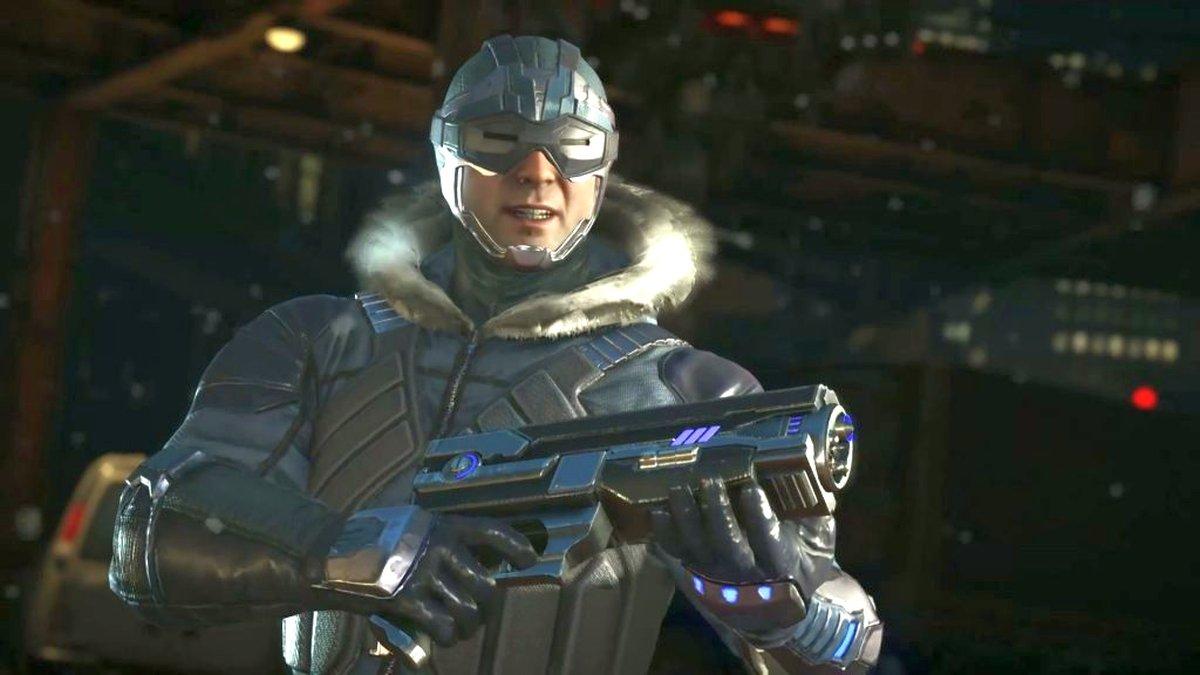 Injustice 2 - Captain Cold Trailer 4