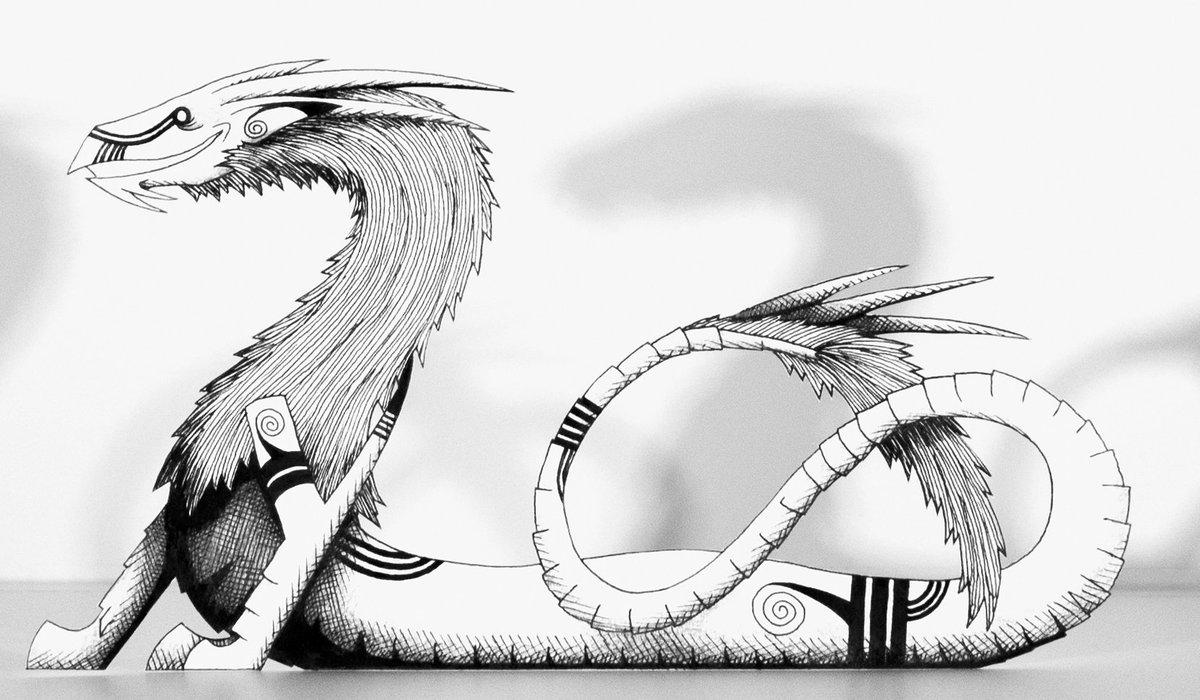 Lindworm Dragon: #lindworm Hashtag On Twitter