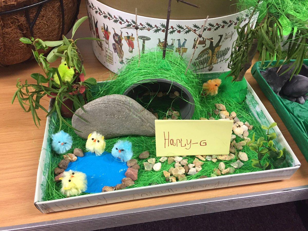 "Bishop Martin CE Primary School on Twitter: ""Year 1 Easter Gardens ..."