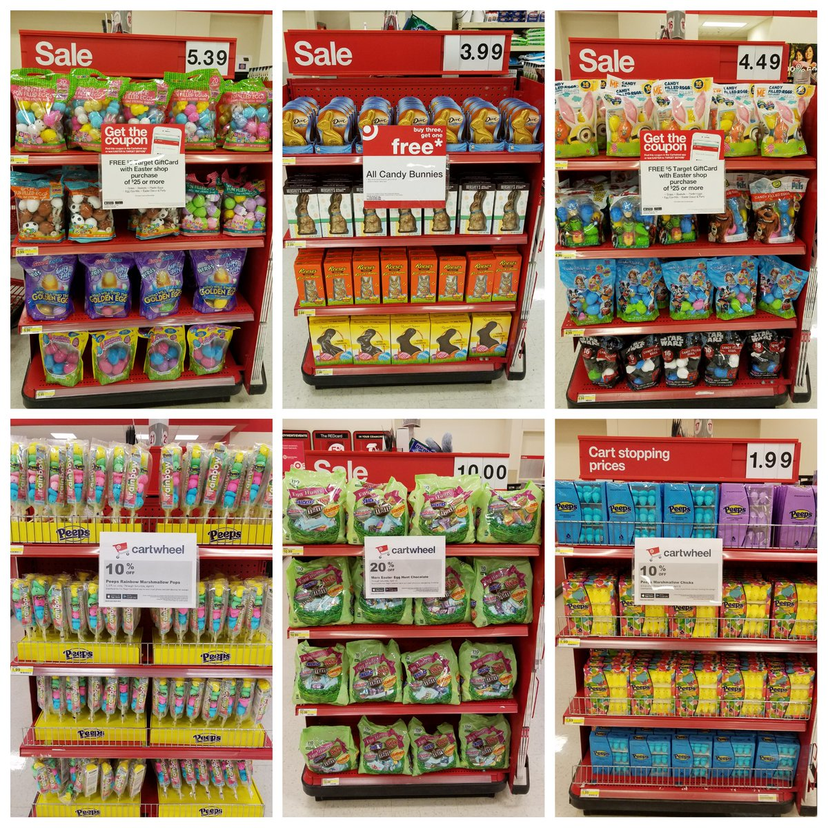 Easter baskets full of savings here at our front lanes! #T2320ModelStore #Cartwheel @AnitaELovato @KennecitoSTL @RonD303 @johnp_sheehan<br>http://pic.twitter.com/fEIui2BwWk
