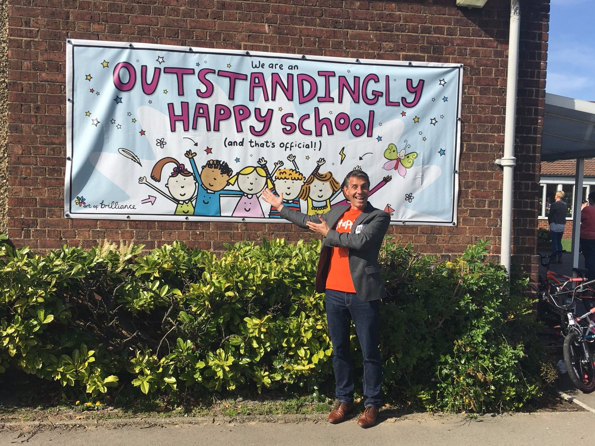 Image result for outstandingly happy school