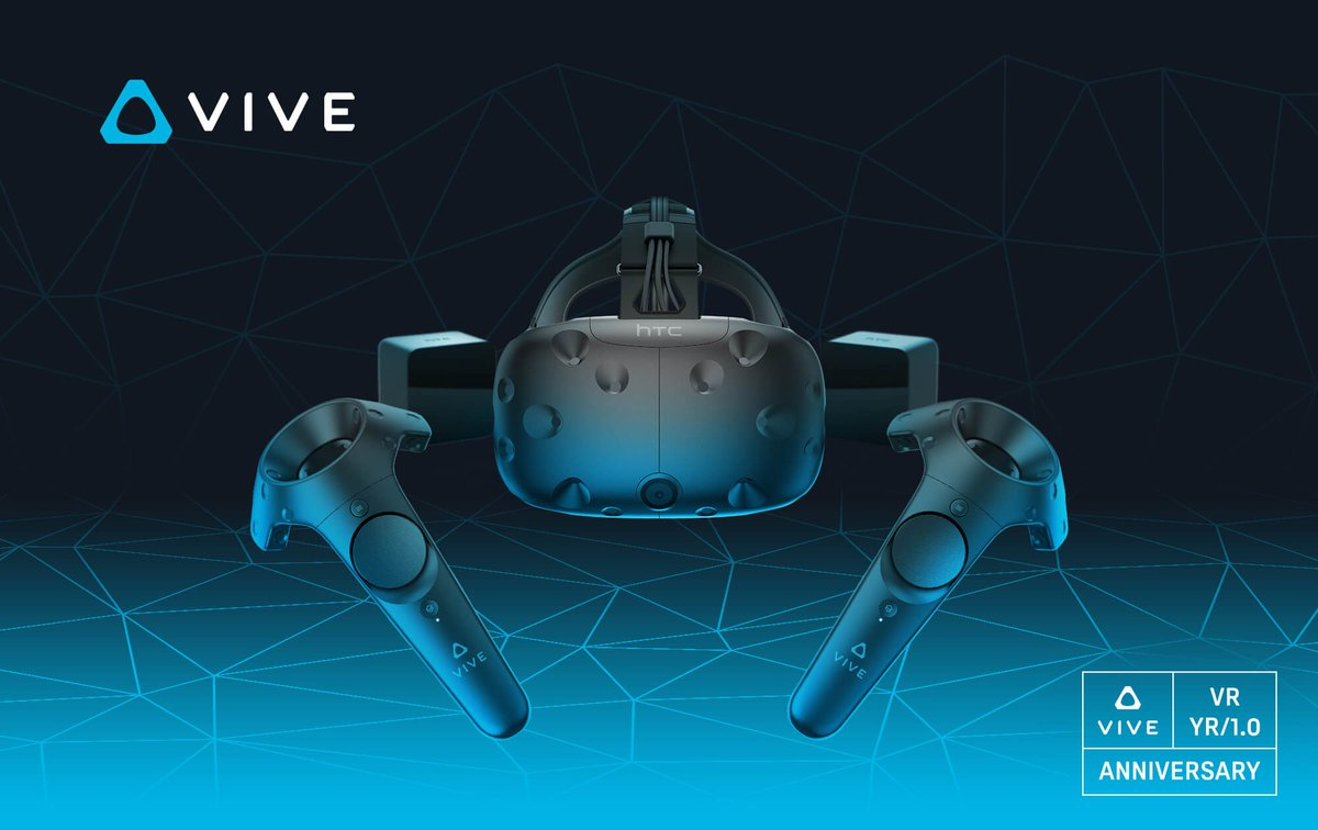 Vive Year One: Vive Team Talk about the First Year of the Vive's Life – VRFocus