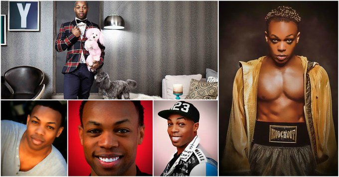 Happy Birthday (belated) to Todrick Hall (born April 4, 1985)