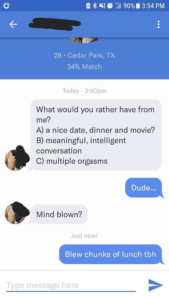 hvordan å si nei til dating en fyr