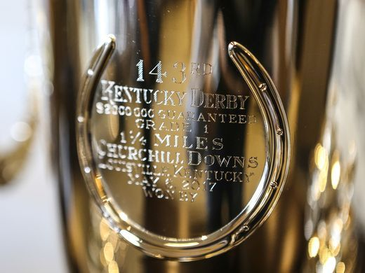 stolen kentucky derby trophy - 520×390