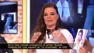Hora Punta Tve On Twitter Mª José Cantudo Fue La Reina Del Destape