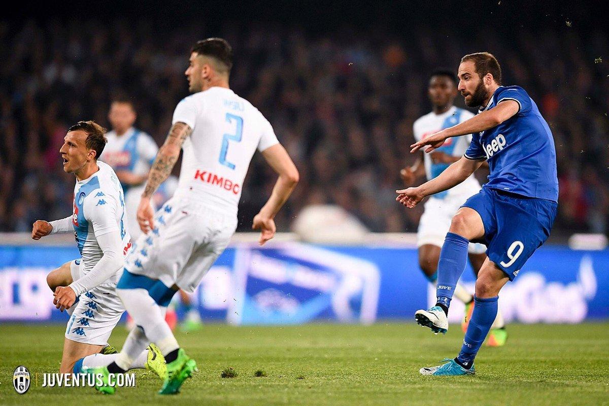 Video: Napoli vs Juventus