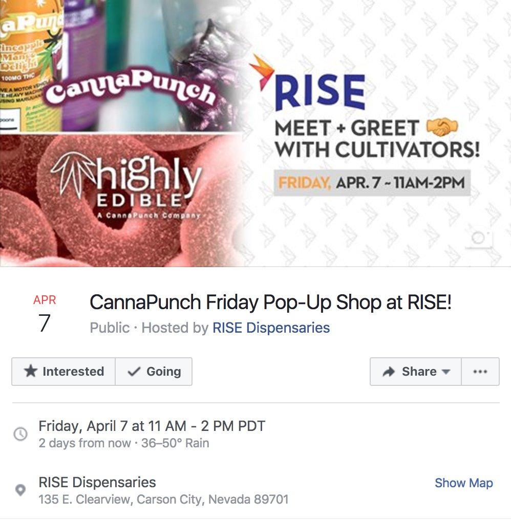 RISE Dispensaries on Twitter: