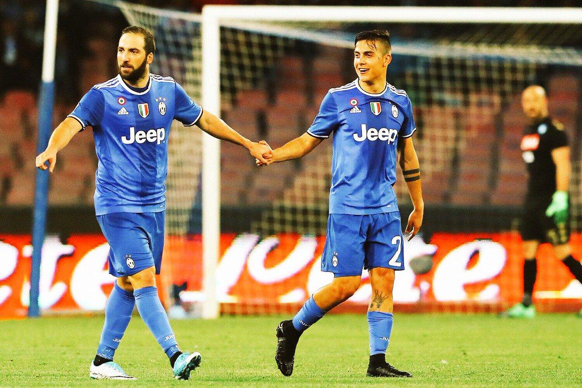 Napoli-Juventus 3-2: protagonista Pipa Higuain