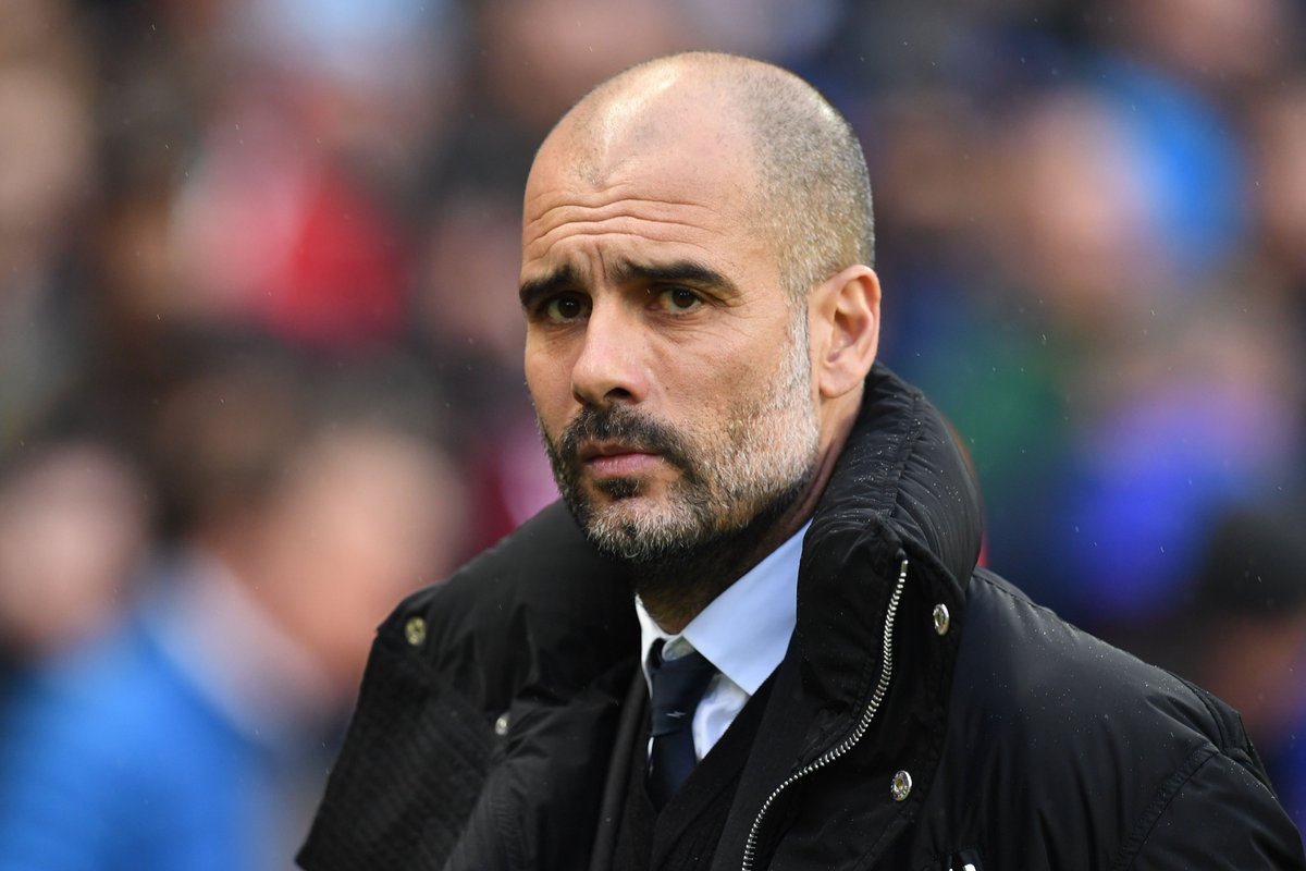 Image result for pep guardiola twitter