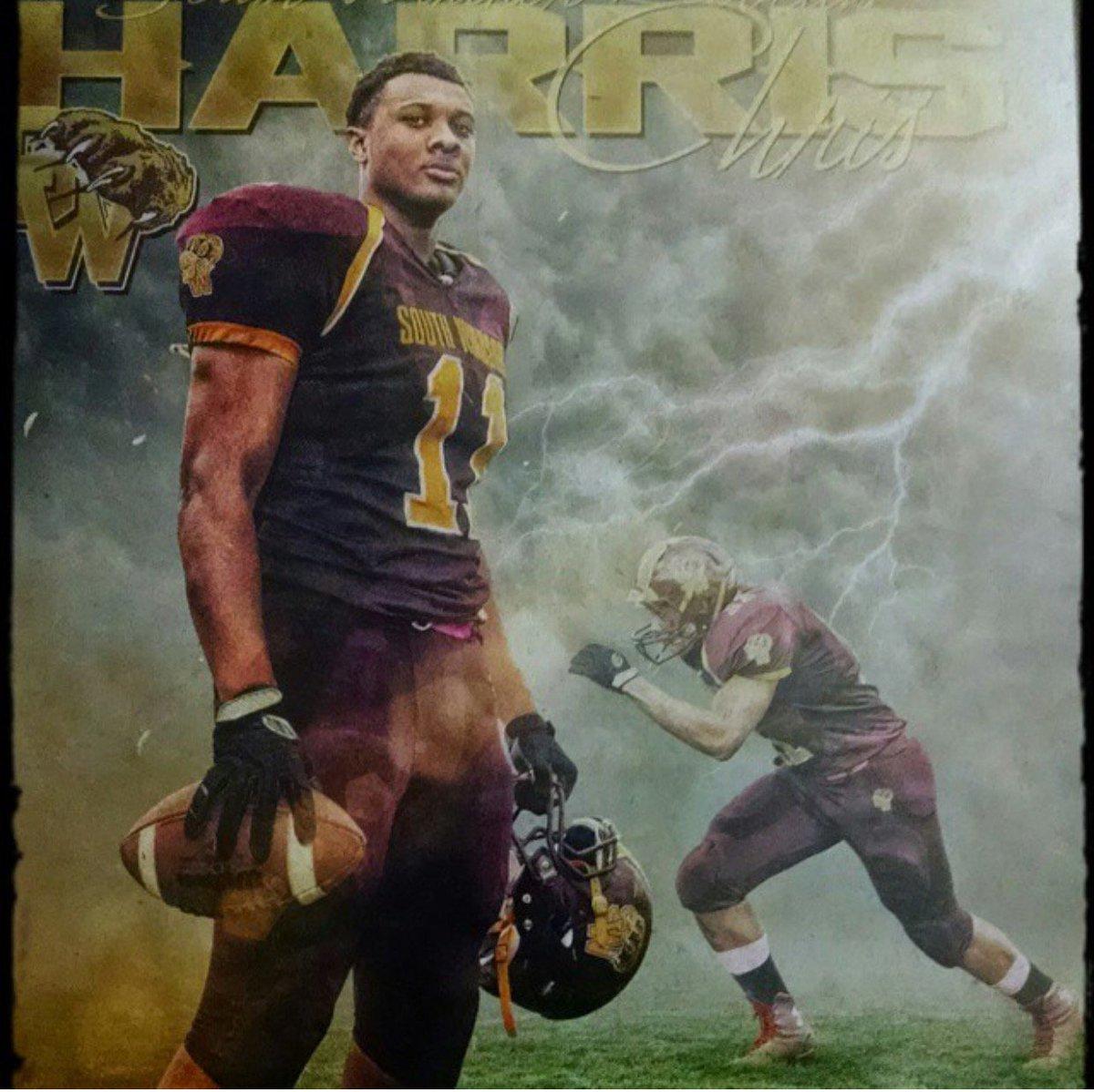 Chris Harris C Harris9611 Twitter