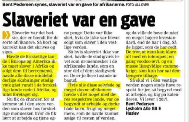 dansk avis