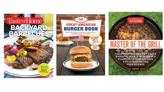 The Ultimate List of Cookbooks for Summer Grilling Recipes