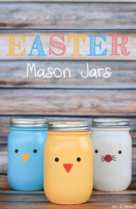 7 Adorable Easter Crafts and Recipes