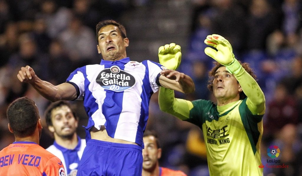 Video: Deportivo La Coruna vs Granada