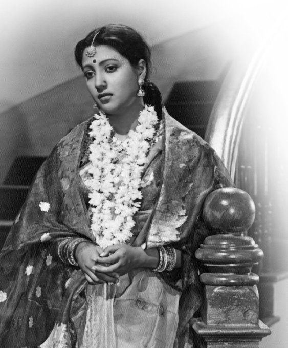 suchitra sen..a  pure natural actress...happy birthday with respect..