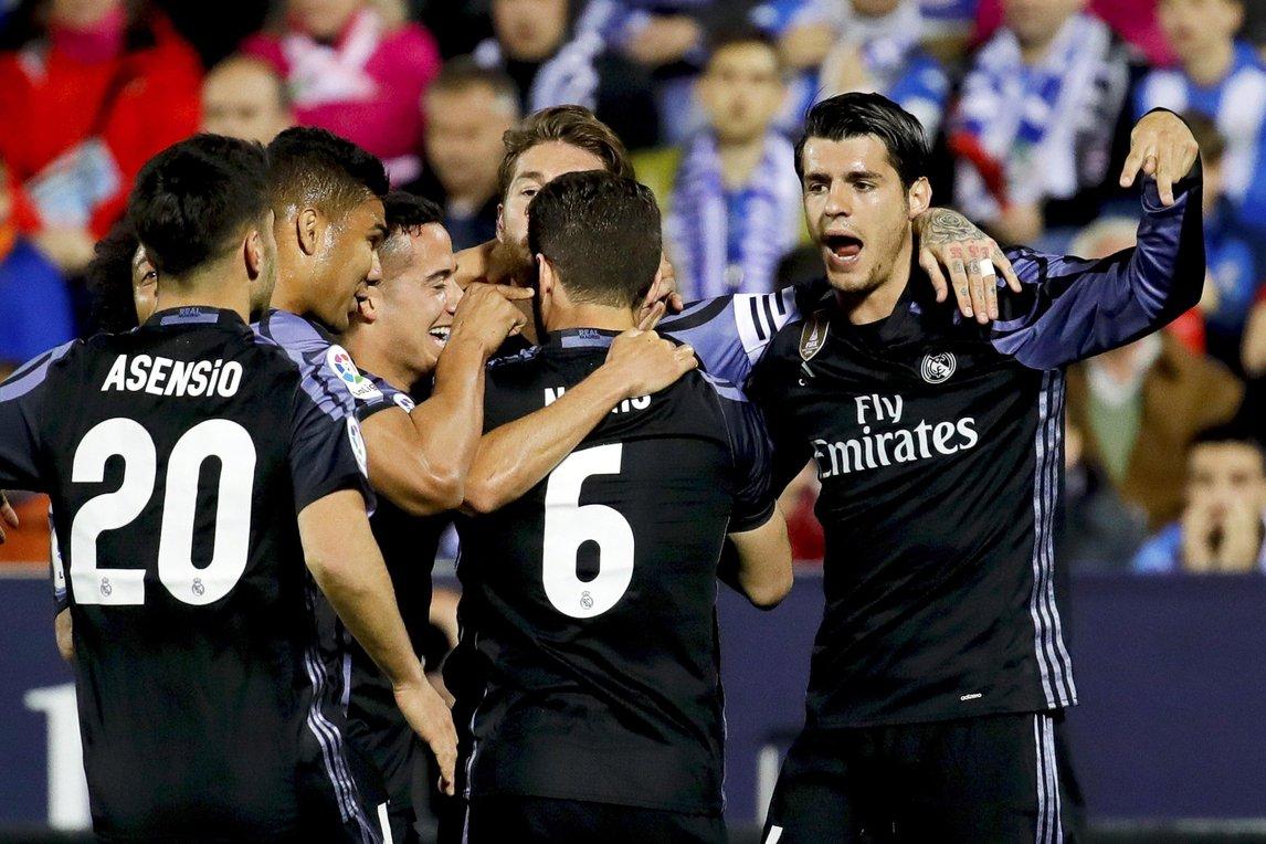 Video: Leganes vs Real Madrid