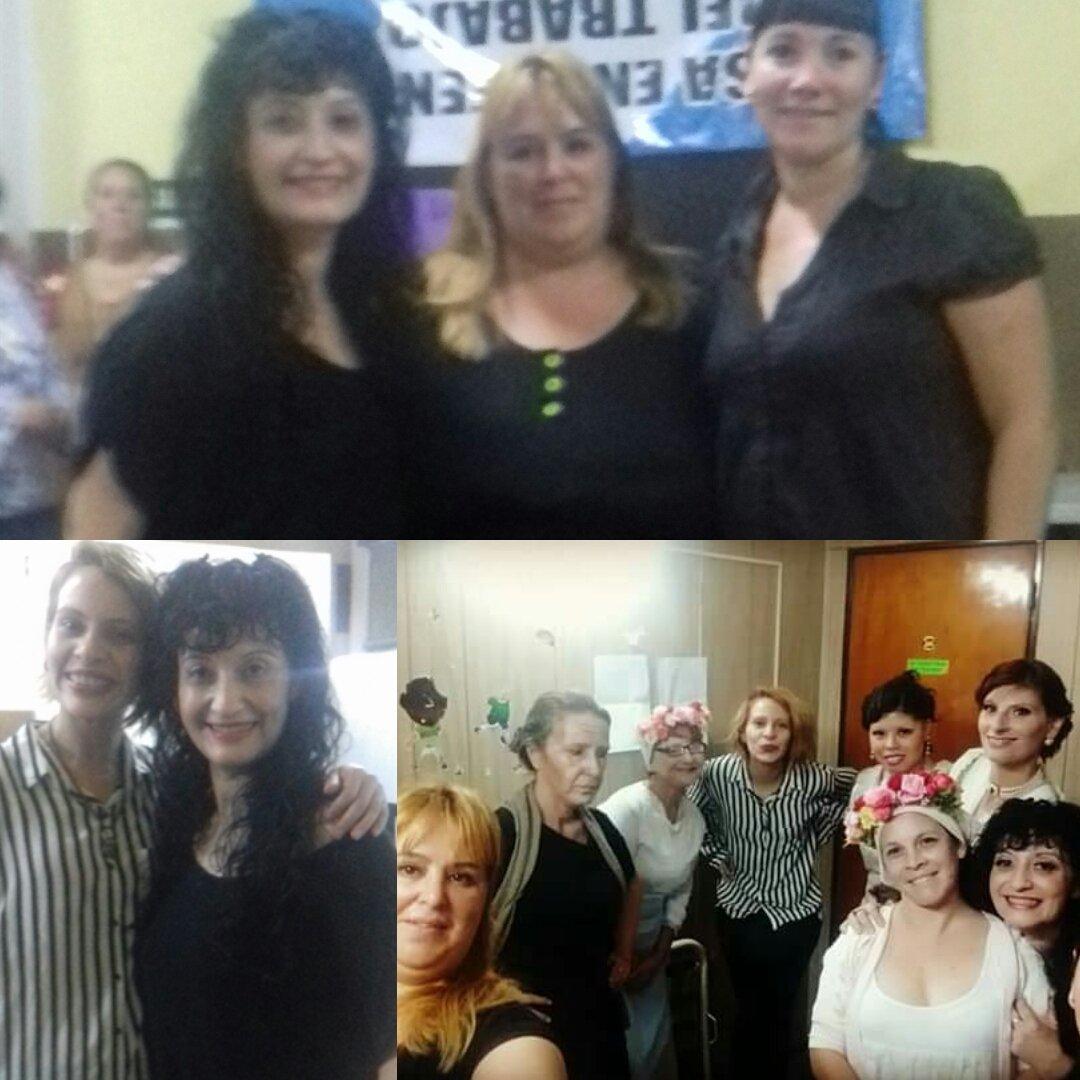 #federico.com #StellaCorvalan make up #NoragBustos vestuarista #actuar #Teatro # actuando #happy<br>http://pic.twitter.com/IG47KR7twn