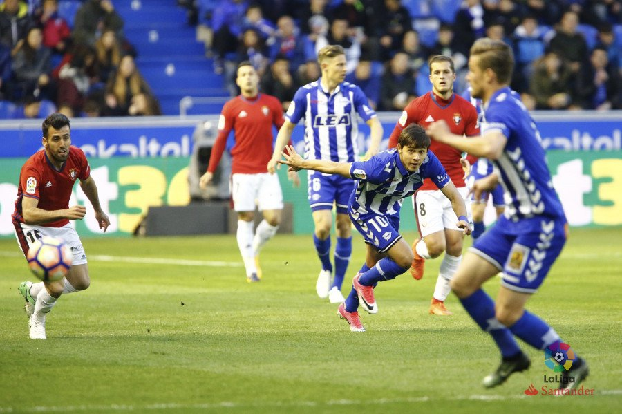 Video: Deportivo Alaves vs Osasuna