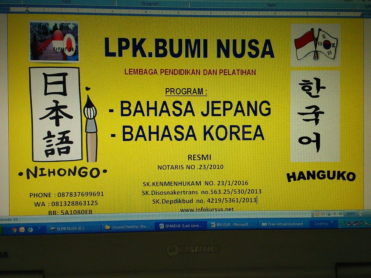 Lpk Bumi Nusa Nusabumi Twitter