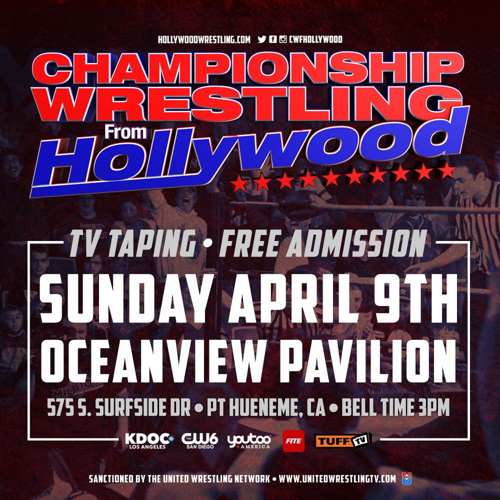 This Sunday! FREE ADMISSION! #CWFH https://t.co/d4S5kzzmuN