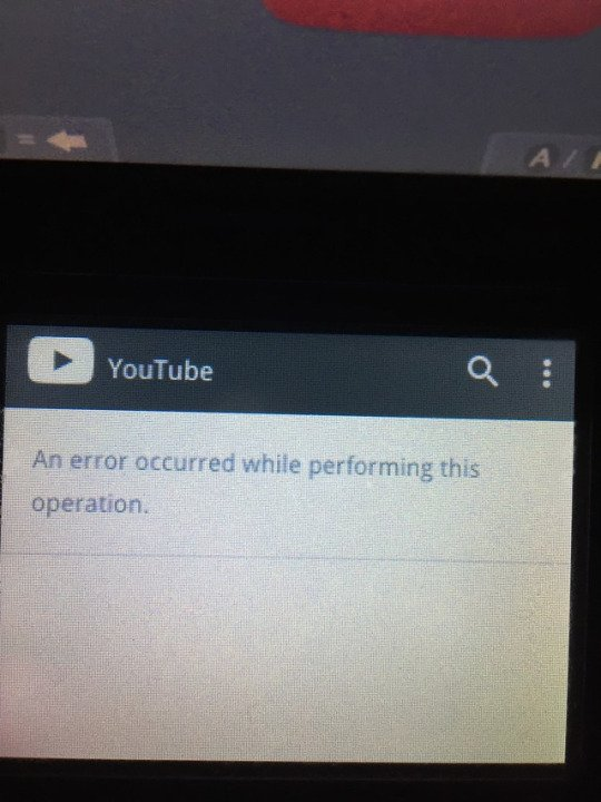 how to fix youtube error on 3ds