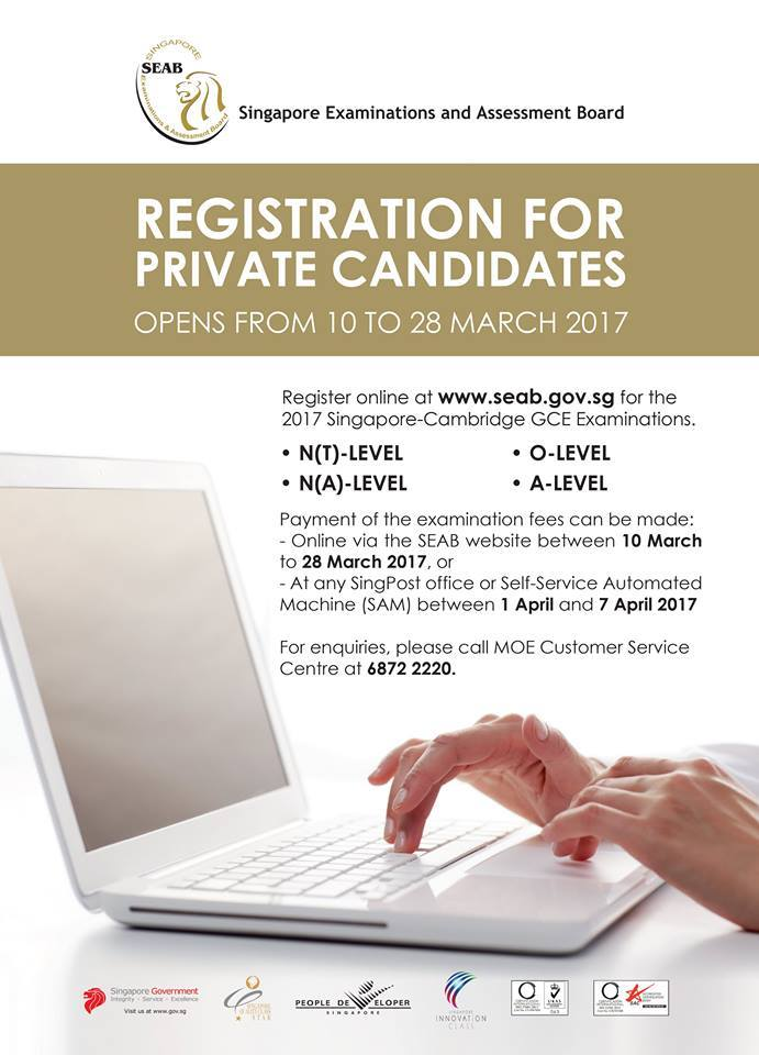 Anyone else taking A levels as a private candidate?